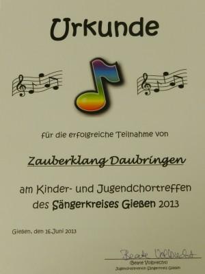 Chor_Urkunde